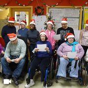 Christmas Choir Video